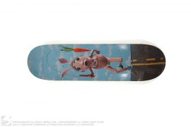 Runner Skateboard by Supreme x Mike Hill