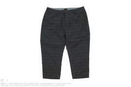 3/4 Wool Pants by Clot