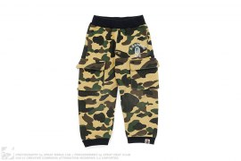 1st Camo Cargo Sweatpants by A Bathing Ape