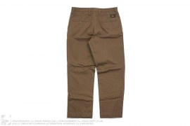 Khaki Work Pant by Wtaps