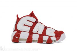 mens shoes Air More Uptempo by Supreme x Nike