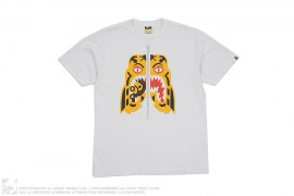 mens tee Tiger Milo Tee by A Bathing Ape