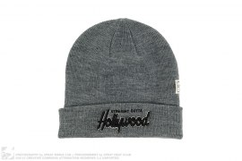 Straight Outta Hollywood Beanie by Cayler & Sons