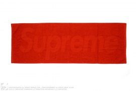 towel Terry Logo Hand Towel by Supreme