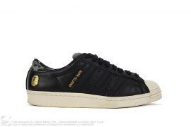 mens shoes Superstar 80v by A Bathing Ape x Undefeated x Adidas