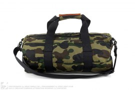 1st Camo Drumroll Bag by A Bathing Ape x Porter