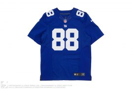 Giants Nicks 88 Football Jersey by Nike