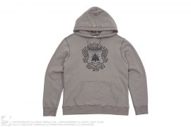 Beeline Sueded Pullover Hoodie by BBC/Ice Cream
