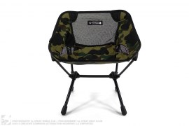 1st Camo Mini Chair by A Bathing Ape x Helinox