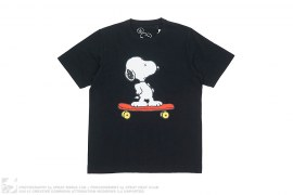 Skating Joe Kaws Tee by Kaws x Peanuts x Uniqlo