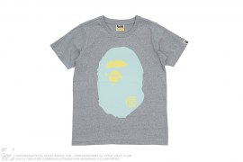 Colors Big Apehead Tee by A Bathing Ape