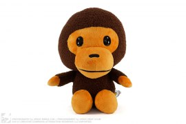 Baby Milo Plush Doll Stuffed Toy by A Bathing Ape