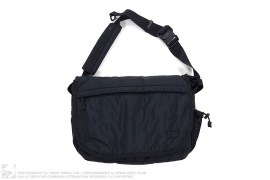 Black Beauty Laptop Messenger Bag by Porter