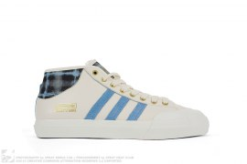 mens shoes Matchcourt Mid by Adidas x Snoop Dogg x Gonz