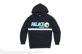 mens pullover Pally Pal Pullover Hoodie by Palace