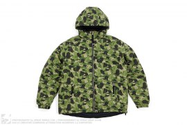 ABC Camo 2 Hooded Puff Down Jacket by A Bathing Ape
