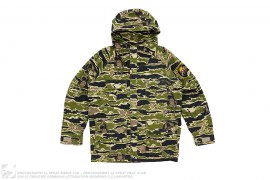 Snowflake Camo Hooded M65 Jacket by BBC/Ice Cream