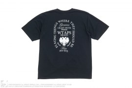 Heraldy Stamp Tee by Wtaps