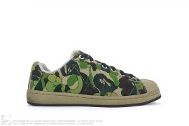 Kaws ABC Bendy Camo Skullsta by A Bathing Ape x Kaws
