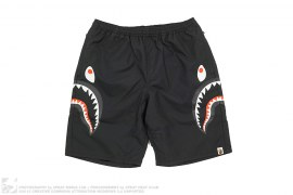 Double Shark Beach Shorts by A Bathing Ape