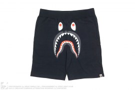 Solid Shark Sweatshorts by A Bathing Ape