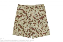 Desert Camo Cargo Shorts by A Bathing Ape