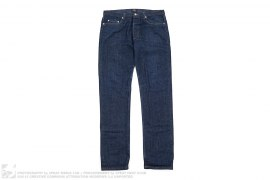 New Standard Selvedge Denim by APC