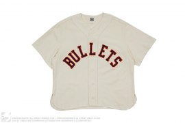 Bullets Baseball Jersey by Ebbets Field