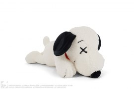 Snoopy Plush Doll by Kaws x Peanuts x Uniqlo