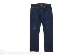 5 Pocket Slim Selvedge Denim by Supreme