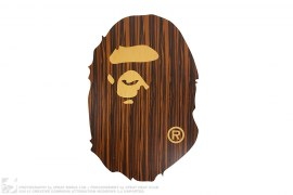 Case Study Wood Apehead Coffee Table by A Bathing Ape