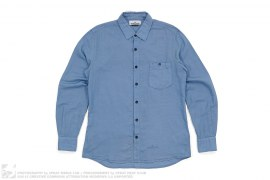 Essential Button-Up Shirt by Stone Island