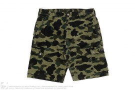 mens shorts 1st Camo Corduroy Cargo Shorts by A Bathing Ape