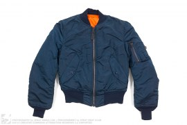 Reversible Bomber Jacket by Alpha Industries