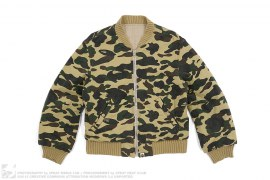1st Camo Reversible Bomber Jacket by A Bathing Ape