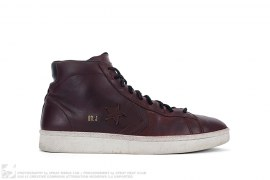 DR. J Leather High Top by Converse