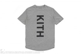 Vertical Logo Tee by Kith