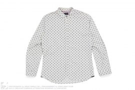Pineapple Button-Up Shirt by Paul Smith