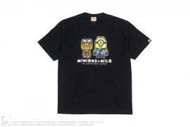 Milo Minions Tee by A Bathing Ape x Minions