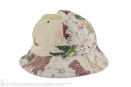 Floral Bell Hat by Winwel