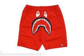 Solid Shark Beach Shorts by A Bathing Ape