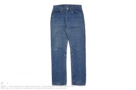 501 5 Pocket Denim by Levi's