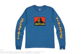 Plenty Heat Long Sleeve Tee by 3peat LA x heatclub