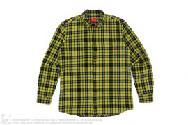 Flannel Button-Up Shirt by Supreme
