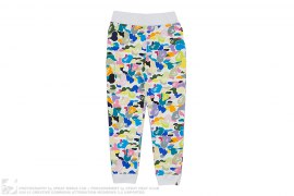 Multi Camo Slim Sweatpants by A Bathing Ape