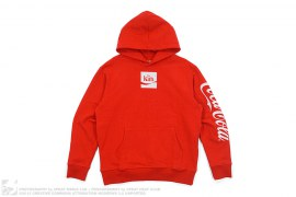 Enjoy Coke Pullover Hoodie by Kith x Coca-Cola