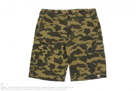 Washed 1st Camo Cargo Shorts by A Bathing Ape