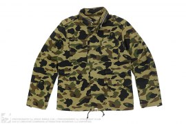 1st Camo Hooded M-65 Jacket by A Bathing Ape
