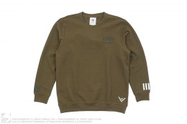 WM Crew Sweat by adidas x White Mountaineering