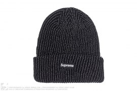 Reflection Loose Gauge Beanie by Supreme